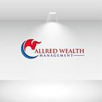 ALLRED WEALTH MANAGEMENT Logo - Entry #954