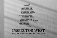Inspector West Logo - Entry #43