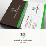 Logo & business card - Entry #37