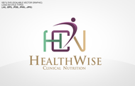 Logo design for doctor of nutrition - Entry #84