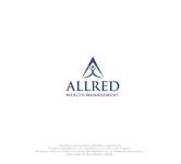 ALLRED WEALTH MANAGEMENT Logo - Entry #488
