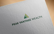 Peak Vantage Wealth Logo - Entry #26