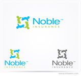 Noble Insurance  Logo - Entry #30