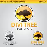 Divi Tree Software Logo - Entry #13