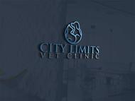 City Limits Vet Clinic Logo - Entry #343