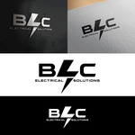 BLC Electrical Solutions Logo - Entry #237