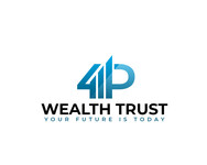 4P Wealth Trust Logo - Entry #149