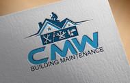 CMW Building Maintenance Logo - Entry #385