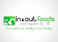 In & Out Foods and Logistics LLC Logo - Entry #43