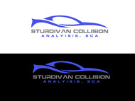 Sturdivan Collision Analyisis.  SCA Logo - Entry #141