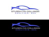 Sturdivan Collision Analyisis.  SCA Logo - Entry #141