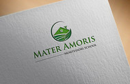 Mater Amoris Montessori School Logo - Entry #150