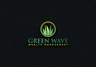 Green Wave Wealth Management Logo - Entry #428
