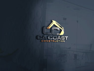 CA Coast Construction Logo - Entry #109