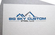 Big Sky Custom Steel LLC Logo - Entry #87