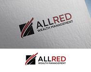 ALLRED WEALTH MANAGEMENT Logo - Entry #350