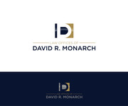Law Offices of David R. Monarch Logo - Entry #95