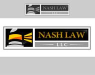 Nash Law LLC Logo - Entry #112