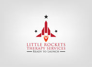 Little Rockets Therapy Services Logo - Entry #33
