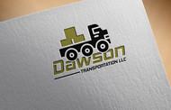 Dawson Transportation LLC. Logo - Entry #133