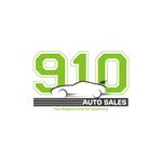910 Auto Sales Logo - Entry #41