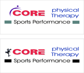 Core Physical Therapy and Sports Performance Logo - Entry #365