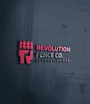 Revolution Fence Co. Logo - Entry #73