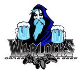 Warlocks Games and Beer Logo - Entry #24