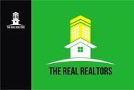 The Real Realtors Logo - Entry #38