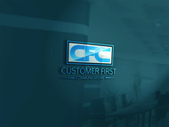 Customer First Communications Logo - Entry #53