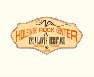Escalante Heritage/ Hole in the Rock Center Logo - Entry #110