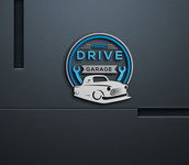 Hard drive garage Logo - Entry #368