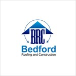 Bedford Roofing and Construction Logo - Entry #74