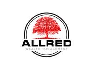 ALLRED WEALTH MANAGEMENT Logo - Entry #836