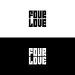 Four love Logo - Entry #252