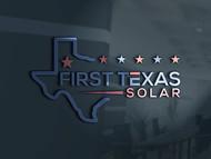 First Texas Solar Logo - Entry #29