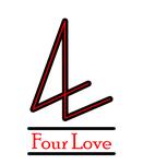 Four love Logo - Entry #144