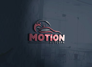 Motion AutoSpa Logo - Entry #75