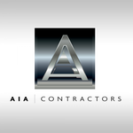 AIA CONTRACTORS Logo - Entry #93