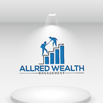 ALLRED WEALTH MANAGEMENT Logo - Entry #530