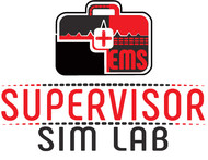 EMS Supervisor Sim Lab Logo - Entry #3