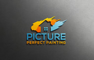Picture Perfect Painting Logo - Entry #80