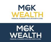MGK Wealth Logo - Entry #315