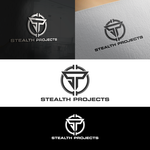 Stealth Projects Logo - Entry #36