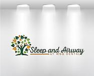 Sleep and Airway at WSG Dental Logo - Entry #217