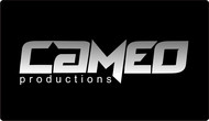 CAMEO PRODUCTIONS Logo - Entry #110