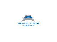 Revolution Roofing Logo - Entry #373