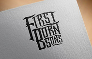 FIRST BORN SONS Logo - Entry #48