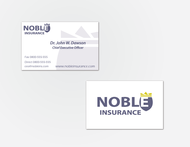 Noble Insurance  Logo - Entry #226