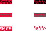 Revolution Fence Co. Logo - Entry #53